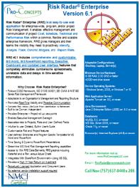 Risk Radar® Enterprise Software